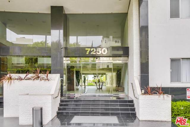 7250 Franklin Ave #206, Los Angeles, CA 90046 (MLS #20-559988) :: Zwemmer Realty Group