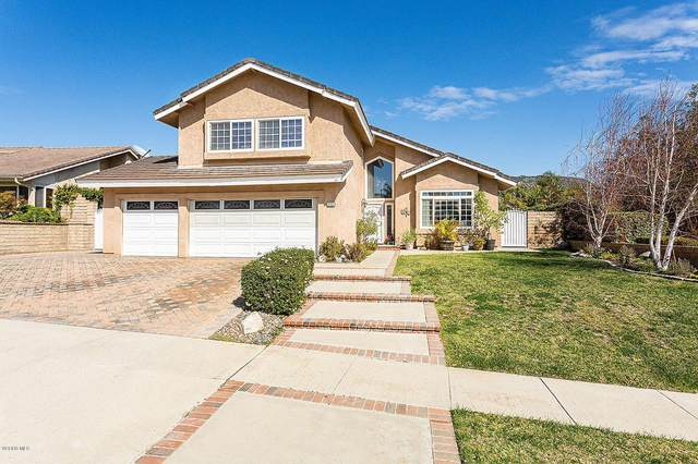 3162 Crazy Horse Drive, Simi Valley, CA 93063 (#220002405) :: The Pratt Group