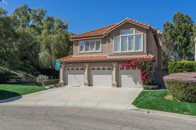 397 Hornblend Court, Simi Valley, CA 93065 (#220002415) :: Lydia Gable Realty Group