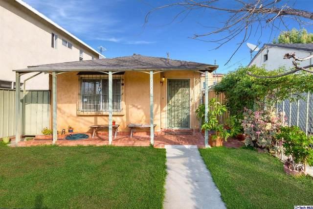 10509 Chandler Boulevard, North Hollywood, CA 91601 (#320000888) :: TruLine Realty