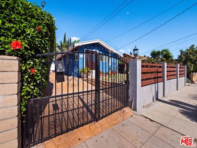 3459 Plata St, Los Angeles, CA 90026 (MLS #20-560100) :: The John Jay Group - Bennion Deville Homes
