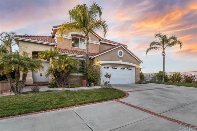 25981 Clifton Place, Stevenson Ranch, CA 91381 (#SR20048879) :: Randy Plaice and Associates