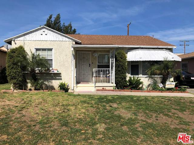 1805 W 145TH St, Compton, CA 90220 (#20-561118) :: Randy Plaice and Associates