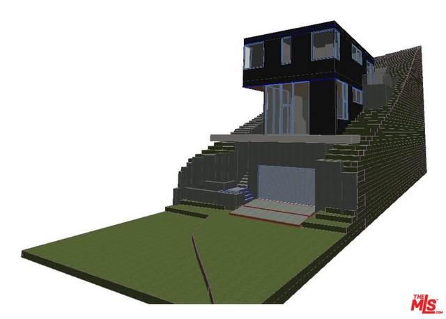 3949 Glenalbyn Dr, Los Angeles, CA 90065 (MLS #20-561304) :: The John Jay Group - Bennion Deville Homes