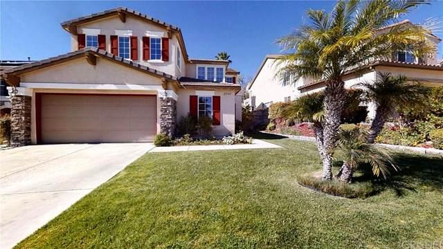 25745 Thurber Way, Stevenson Ranch, CA 91381 (#SR20049027) :: Randy Plaice and Associates