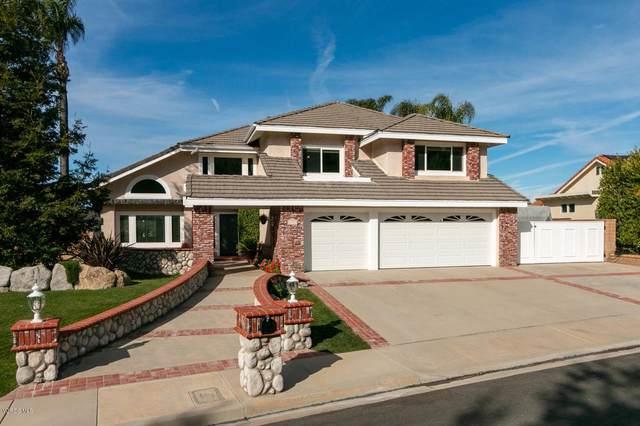 3337 Mountain Trail Avenue, Newbury Park, CA 91320 (#220002556) :: SG Associates