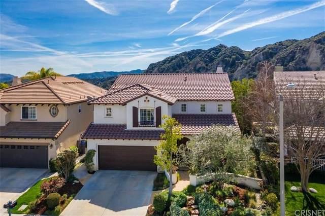 26228 Beecher Lane, Stevenson Ranch, CA 91381 (#SR20050093) :: Randy Plaice and Associates