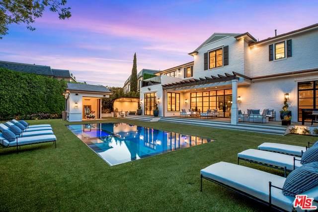 12760 S Bristol Cir, Los Angeles, CA 90049 (MLS #20-561606) :: Hacienda Agency Inc