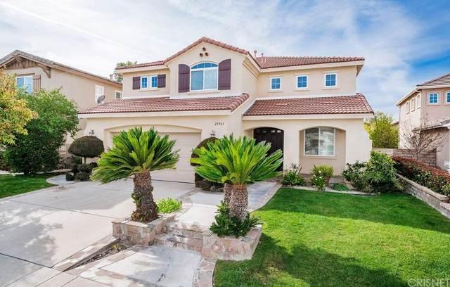 25943 Pope Place, Stevenson Ranch, CA 91381 (#SR20049494) :: Randy Plaice and Associates