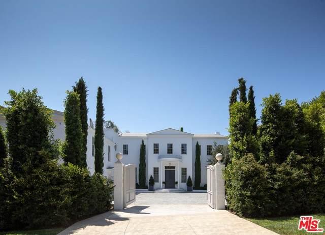 227 N Tigertail Rd, Los Angeles, CA 90049 (MLS #20-561880) :: Hacienda Agency Inc