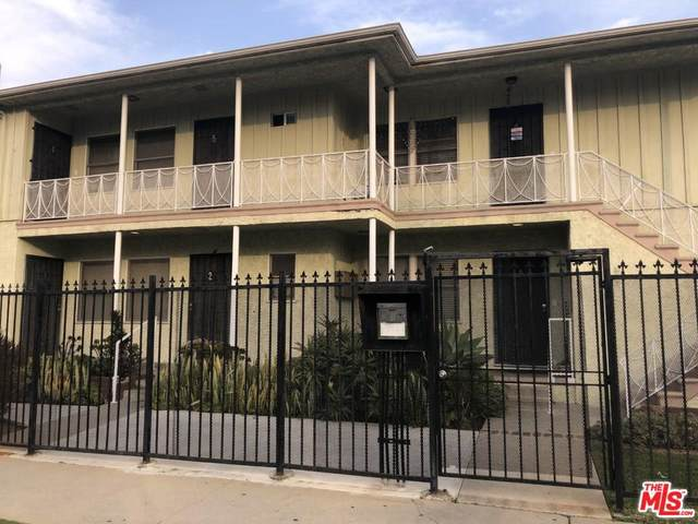 1855 W 87TH St, Los Angeles, CA 90047 (MLS #20-561868) :: The John Jay Group - Bennion Deville Homes