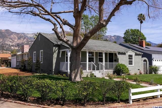 519 Devirian Place, Altadena, CA 91001 (#320000942) :: TruLine Realty