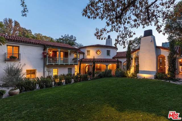9308 Readcrest Drive, Beverly Hills, CA 90210 (MLS #20561716) :: The Sandi Phillips Team