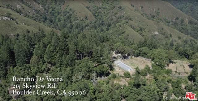 215 Skyview Road, Other, CA 95006 (MLS #20-562334) :: The Sandi Phillips Team