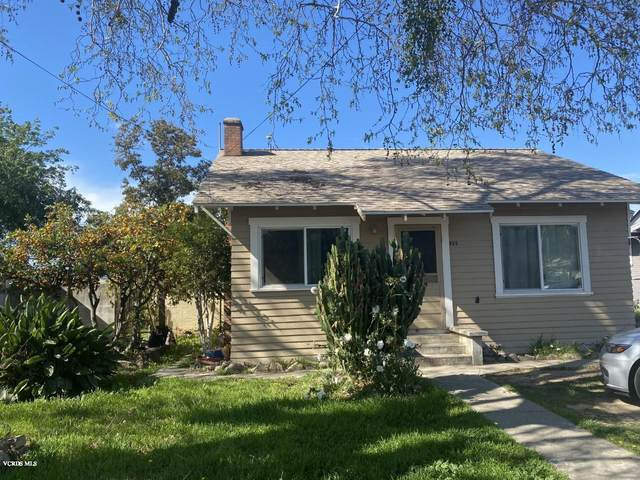 214 N 6TH Street, Santa Paula, CA 93060 (#220002746) :: Randy Plaice and Associates