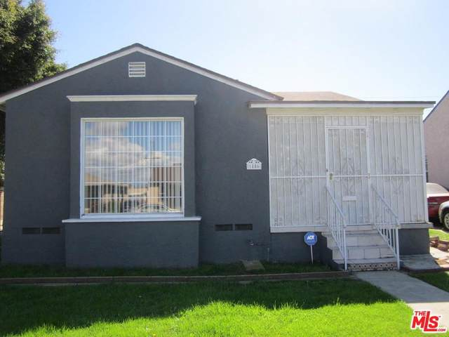 1886 W 94TH Pl, Los Angeles, CA 90047 (MLS #20-562802) :: The John Jay Group - Bennion Deville Homes