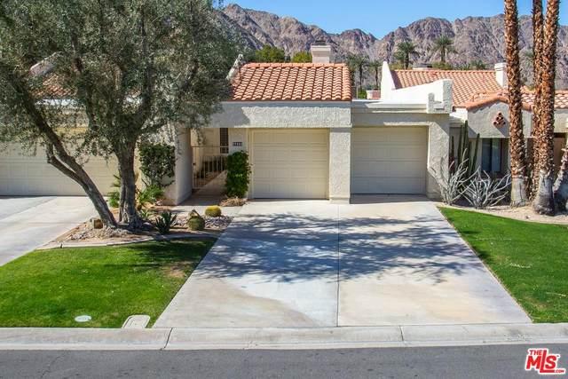 77652 Avenida Madrugada, La Quinta, CA 92253 (#20562510) :: Randy Plaice and Associates