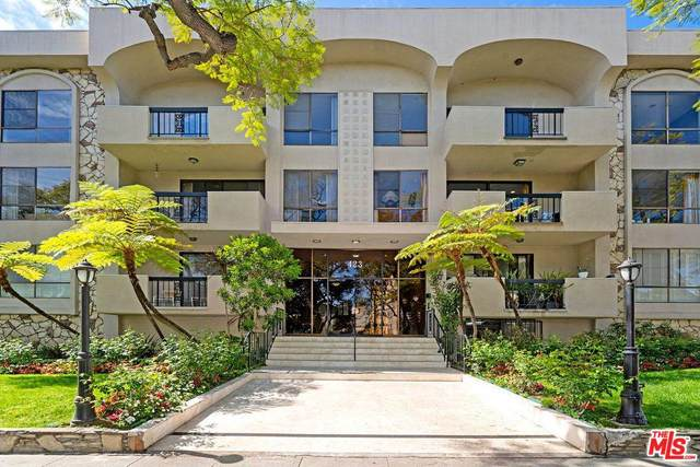 423 N Palm Dr #307, Beverly Hills, CA 90210 (MLS #20-562904) :: The Sandi Phillips Team
