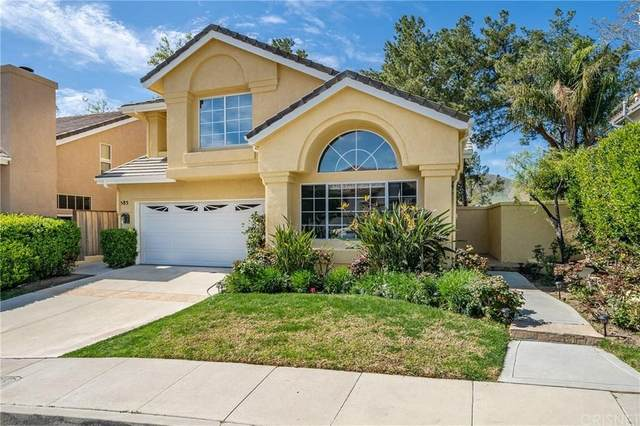 585 Monteleone Avenue, Oak Park, CA 91377 (#SR20052770) :: Lydia Gable Realty Group