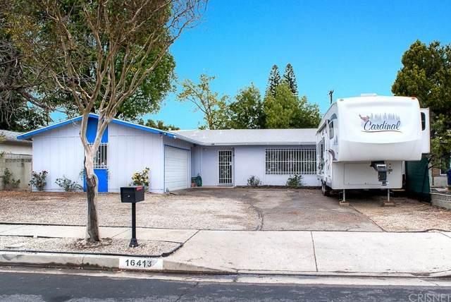16413 Napa Street, North Hills, CA 91343 (#SR20052423) :: Lydia Gable Realty Group