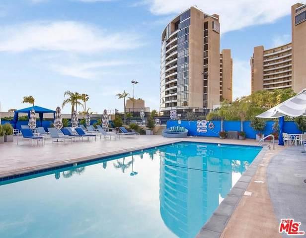 4314 S Marina City Drive #130, Marina Del Rey, CA 90292 (#20563014) :: TruLine Realty