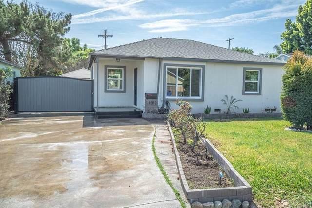 1012 E Birchcroft Street, Arcadia, CA 91006 (#SR20050581) :: Lydia Gable Realty Group