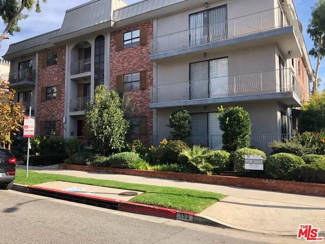 152 S Oakhurst Drive #101, Beverly Hills, CA 90212 (#20563200) :: Randy Plaice and Associates