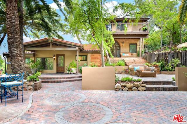 636 Reithe Ave, Calabasas, CA 91302 (#20-563126) :: Randy Plaice and Associates