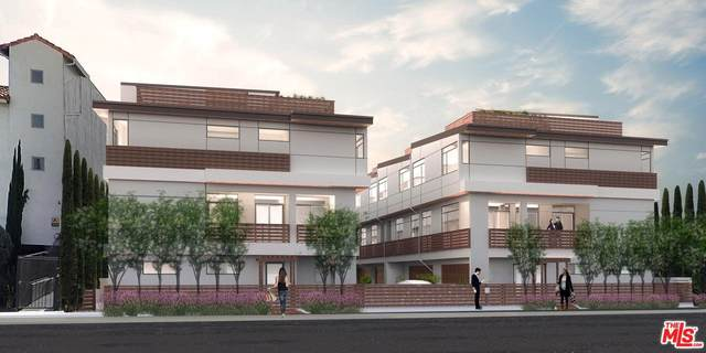 5137 Colfax Ave, Valley Village, CA 91601 (MLS #20-563650) :: The John Jay Group - Bennion Deville Homes