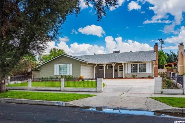 7748 Kentland Avenue, West Hills, CA 91304 (#320001045) :: TruLine Realty