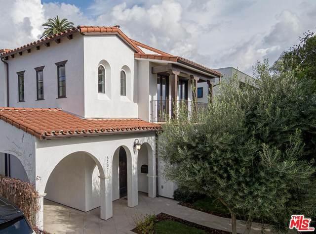 8707 Clifton Way, Beverly Hills, CA 90211 (#20564772) :: Randy Plaice and Associates
