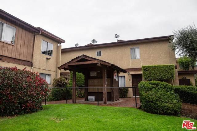 7321 Lennox Ave J8, Van Nuys, CA 91405 (MLS #20-563276) :: Hacienda Agency Inc