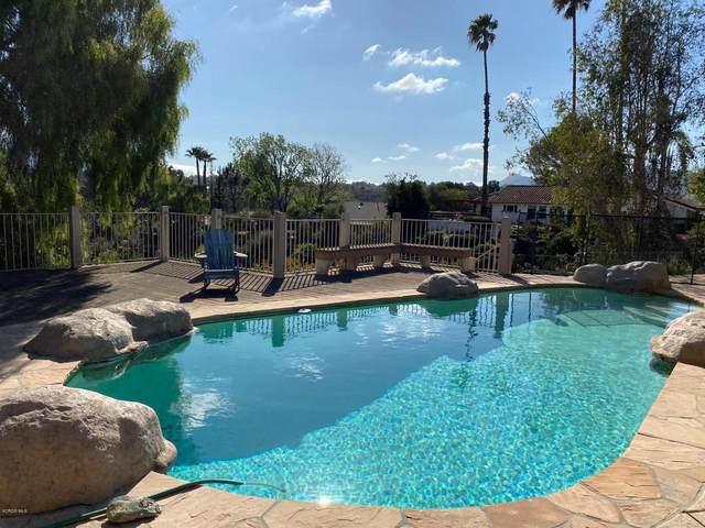 1384 Camino Cristobal, Thousand Oaks, CA 91360 (#220003079) :: Lydia Gable Realty Group