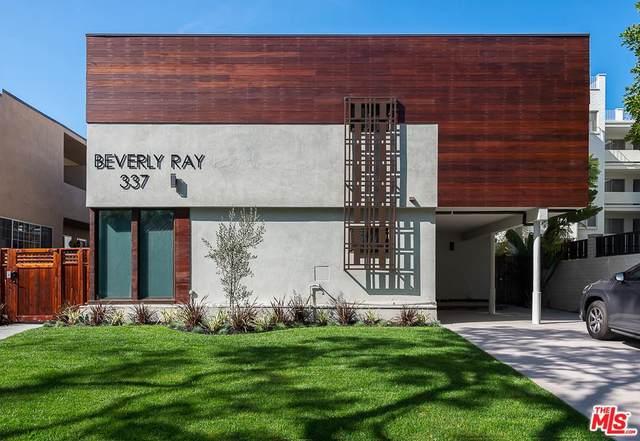 337 N Oakhurst Drive, Beverly Hills, CA 90210 (#20564730) :: The Suarez Team