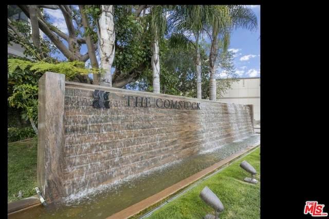 875 Comstock Ave 11C, Los Angeles, CA 90024 (MLS #20-564972) :: Hacienda Agency Inc