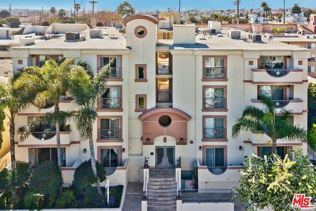 1621 Barry Ave Ph5, Los Angeles, CA 90025 (MLS #20-565248) :: The John Jay Group - Bennion Deville Homes