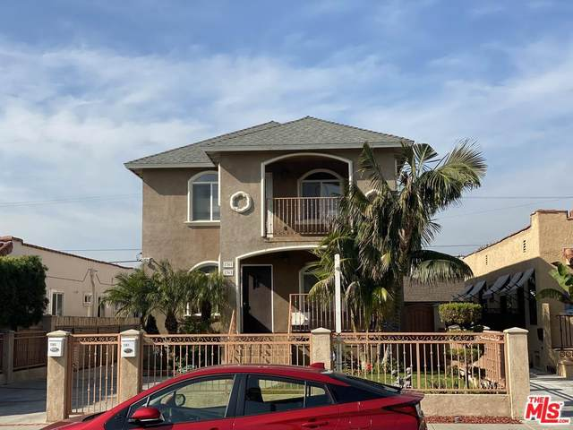 1363 S Hudson Ave, Los Angeles, CA 90019 (MLS #20-564990) :: Hacienda Agency Inc