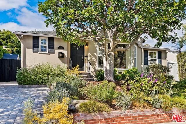 11351 Albata St, Los Angeles, CA 90049 (MLS #20-564734) :: The Sandi Phillips Team