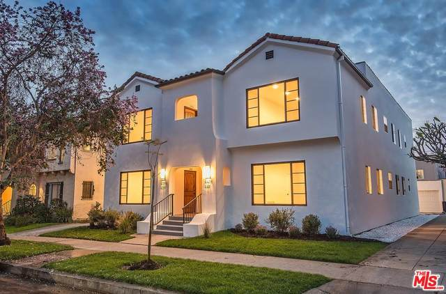 439 N Ogden Drive, Los Angeles (City), CA 90036 (#20563792) :: Lydia Gable Realty Group