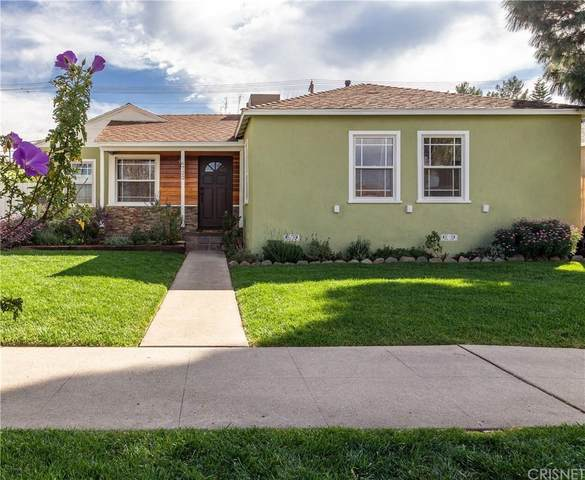 6722 Yarmouth Avenue, Reseda, CA 91335 (#SR20060326) :: Lydia Gable Realty Group