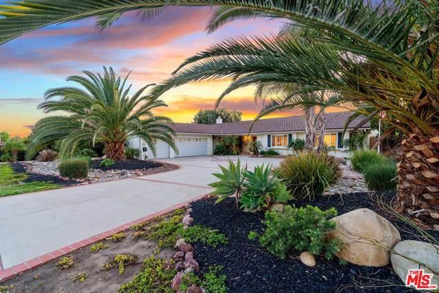 10149 Donna Avenue, Northridge, CA 91324 (#20565540) :: Randy Plaice and Associates