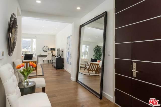 441 S Barrington Avenue #401, Los Angeles (City), CA 90049 (#20565614) :: Randy Plaice and Associates