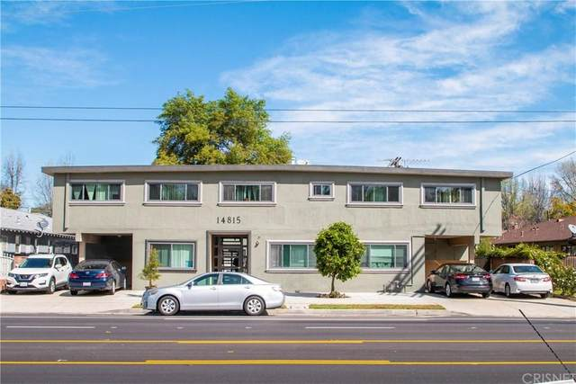 14815 Burbank Boulevard, Sherman Oaks, CA 91411 (#SR20060668) :: The Pratt Group