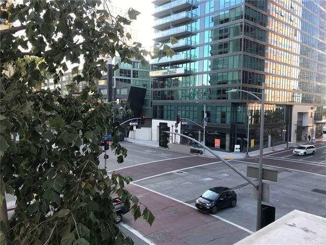 645 W 9TH Street #202, Los Angeles (City), CA 90015 (#SR20060002) :: TruLine Realty