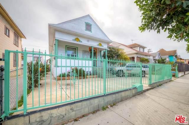1324-1/2 Magnolia Ave, Los Angeles, CA 90006 (MLS #20-565844) :: Hacienda Agency Inc