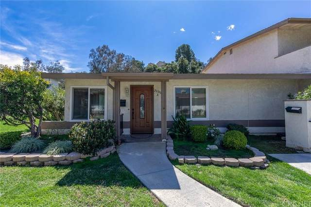 26348 Oak Plain Drive A, Newhall, CA 91321 (#SR20061067) :: Randy Plaice and Associates