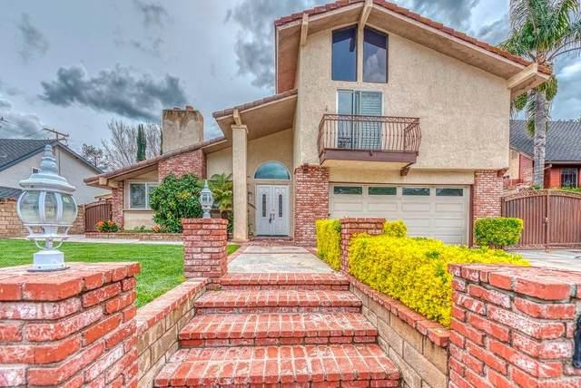 23510 Highland Glen Drive, Newhall, CA 91321 (#SR20061300) :: Randy Plaice and Associates
