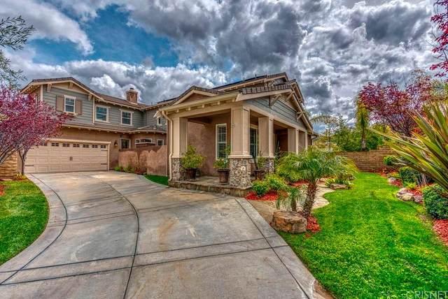 25078 Cotton Blossom Lane, Stevenson Ranch, CA 91381 (#SR20061613) :: Randy Plaice and Associates
