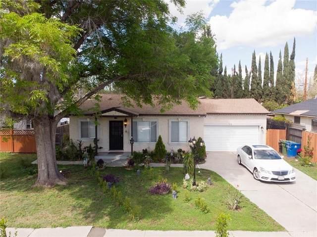21013 Keswick Street, Canoga Park, CA 91304 (#SR20061794) :: Randy Plaice and Associates