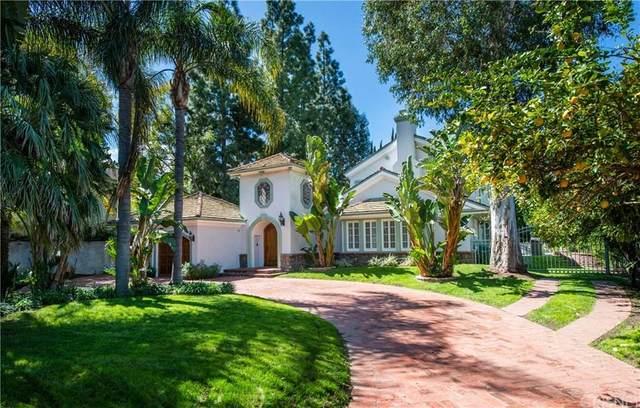 4915 Woodley Avenue, Encino, CA 91436 (#SR20059890) :: Randy Plaice and Associates